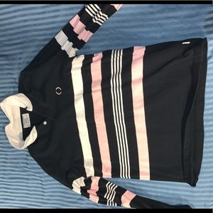 Empyre Striped Long-sleeve shirt